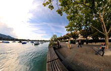 Chillin at the lake, Zurich - Virtual tour