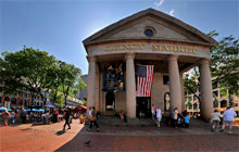 Custom House Tower, Quincy Market, Boston - Virtual tour