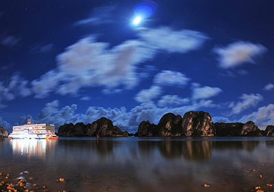 Ha Long Bay, UNESCO - Panorama 360°