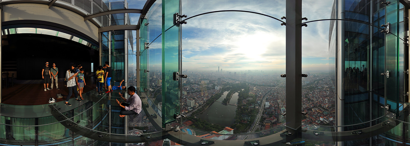 Lotte Center Tower, Ha Noi - Panorama 360°